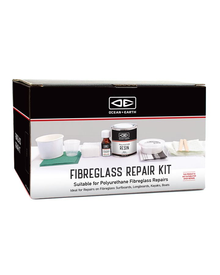 Fibreglass Repair Kit - Ocean & Earth WA