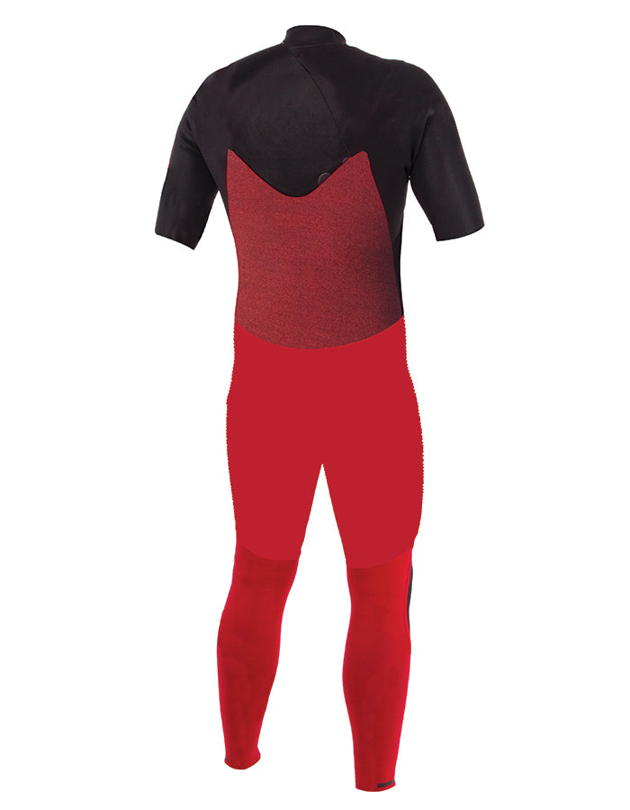 Zero Zip wetsuit 2/2 Short Arm Steamer - Ocean & Earth WA