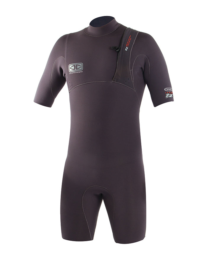 Zero Zip 2/2 Spring Suit - Ocean & Earth WA