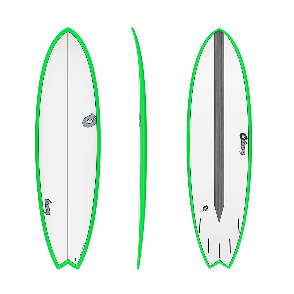 Torq Mod Fish TET-CS 6'6 - Ocean & Earth WA