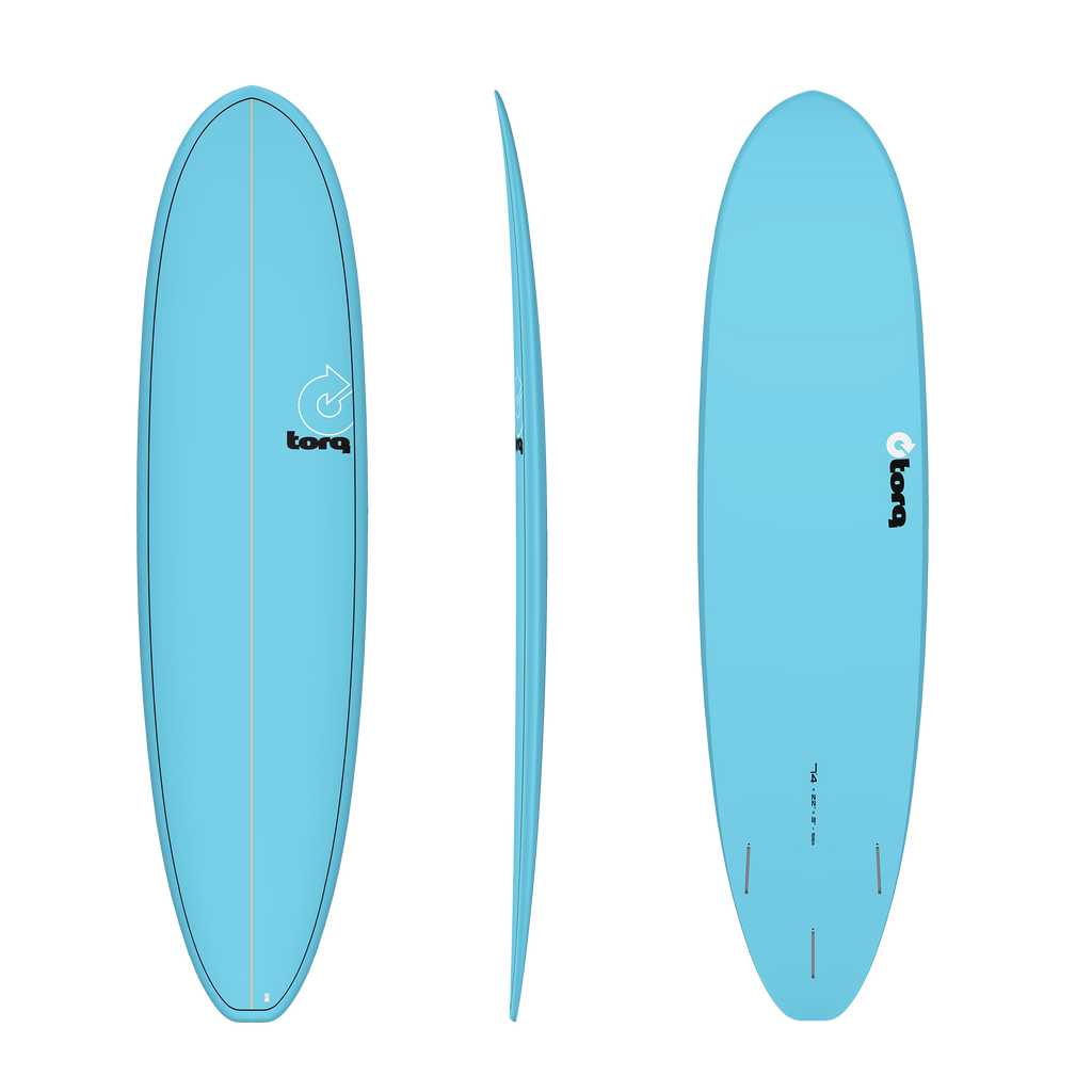 Torq TET 7'4 Mod Fun V+ - Ocean & Earth WA