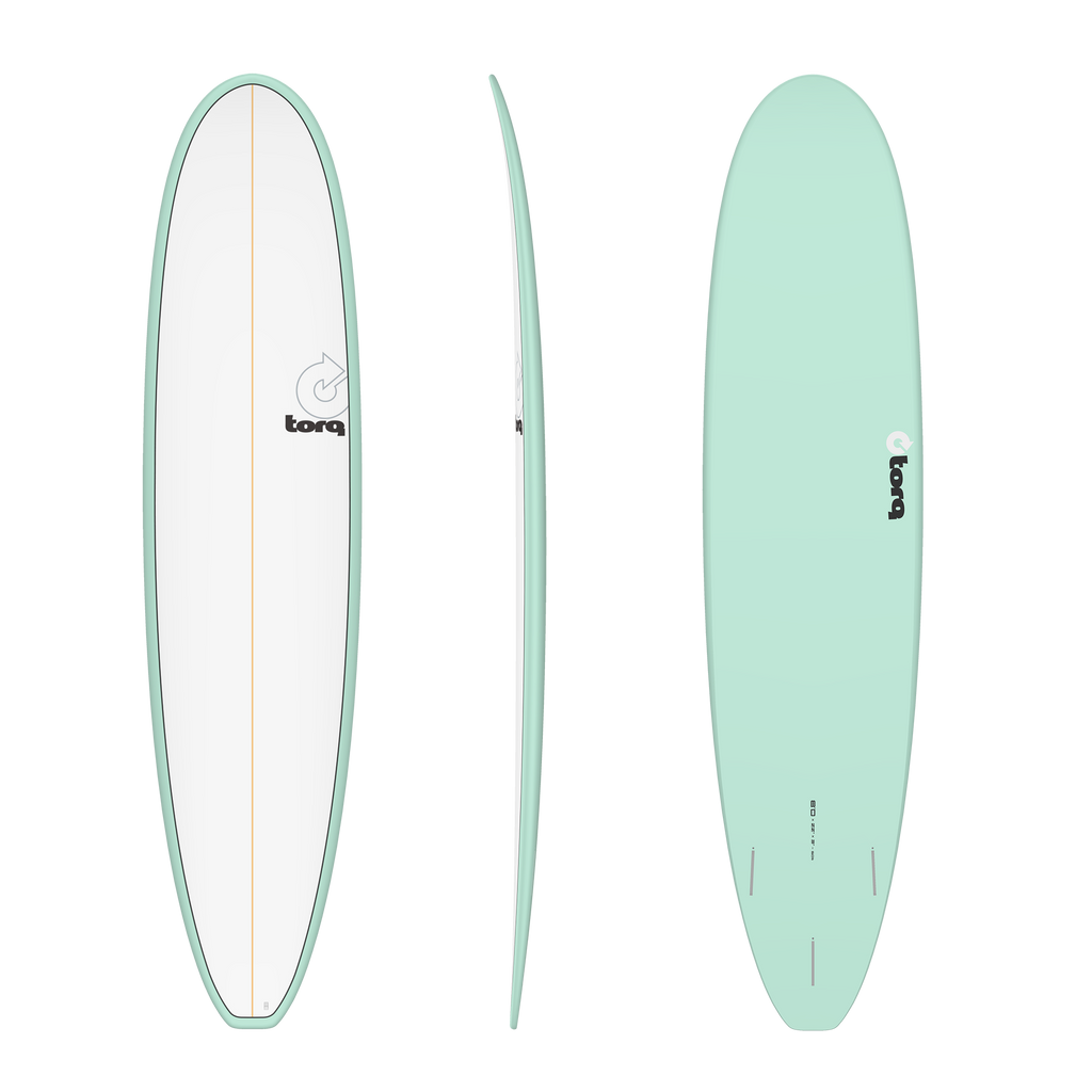 Torq TET 8'0 Mini Longboard - Ocean & Earth WA