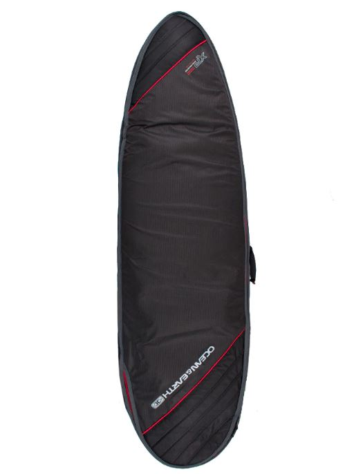Triple Compact Fish Board cover New 18/19 Model - Ocean & Earth WA