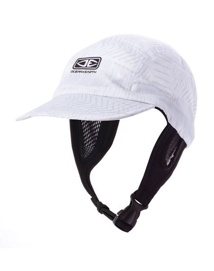 Ulu Stiff Peak Surf Cap - white - Ocean & Earth WA