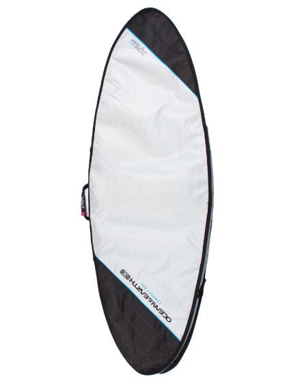 Compact day Fish Surfboard cover - Ocean & Earth WA