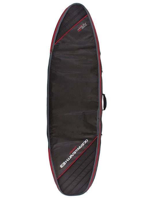 Double Compact Shortboard Board Cover - Ocean & Earth WA