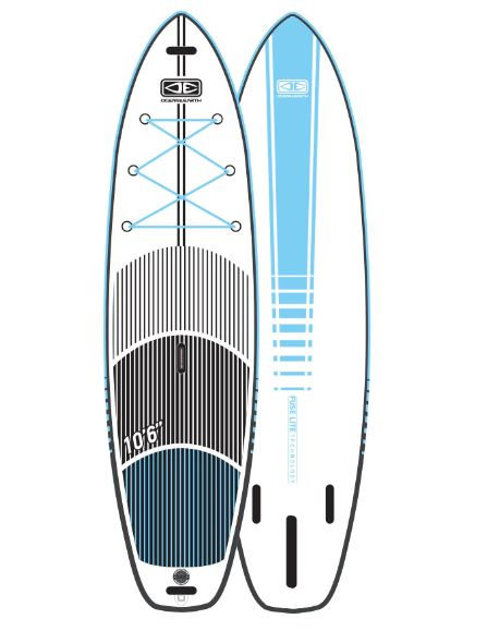 Inflatable Stand Up Paddle Board 10'6 - Ocean & Earth WA