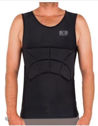 Rib Guard Padded Vest - Ocean & Earth WA