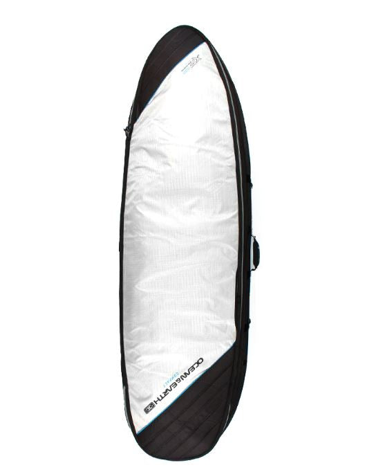 Double Compact Fish Cover - Travel board cover - Ocean & Earth WA