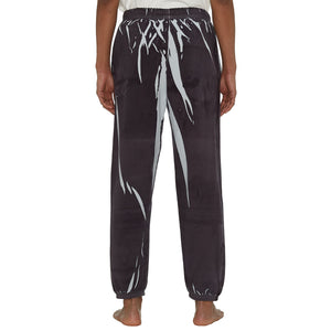 CRUMPLE DYE SWEAT TROUSERS