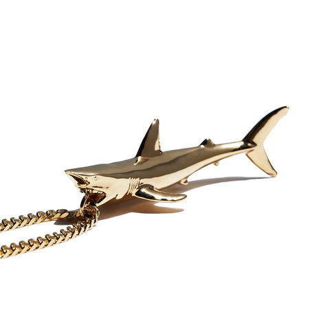 SHARK NECKLACE