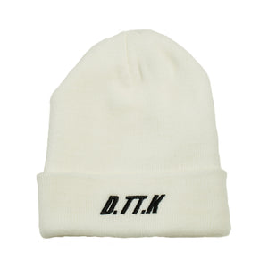 TT LOGO PATCH KNIT CAP