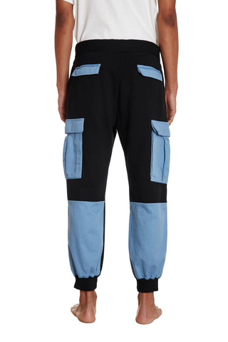 MILITARY SWEAT TROUSERS