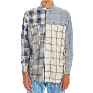 4 DIRECTION MULTI CHECK SHIRTS