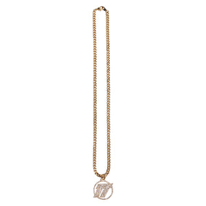 TT PAVE NECKLACE