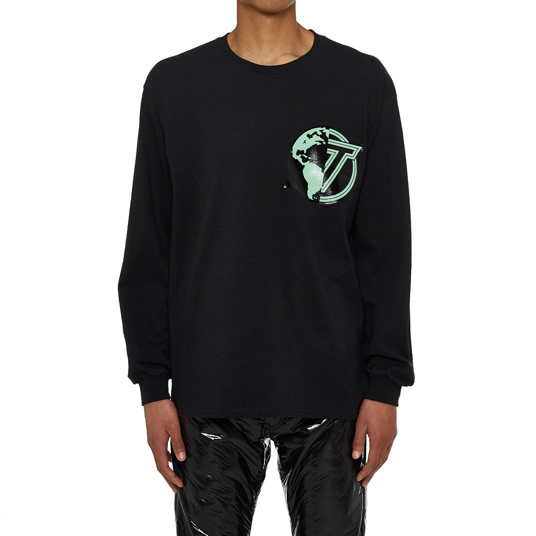 EARTH PATCH L/S