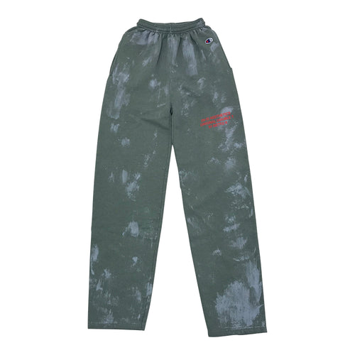 R-PAINTED SWEAT TROUSERS