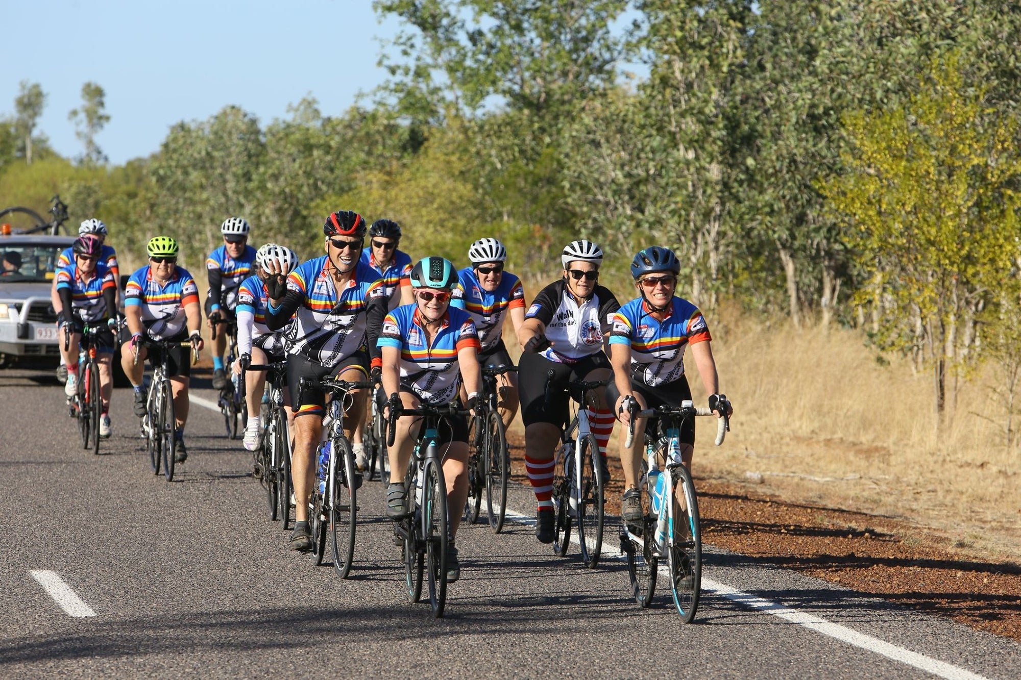 Great Australian cycling events