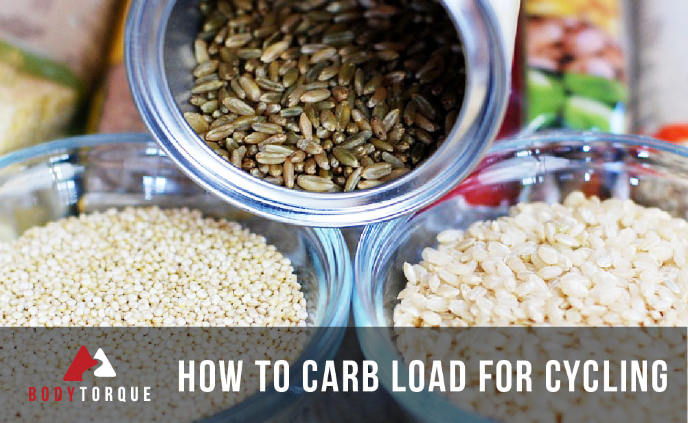How to Carb Load for Cycling