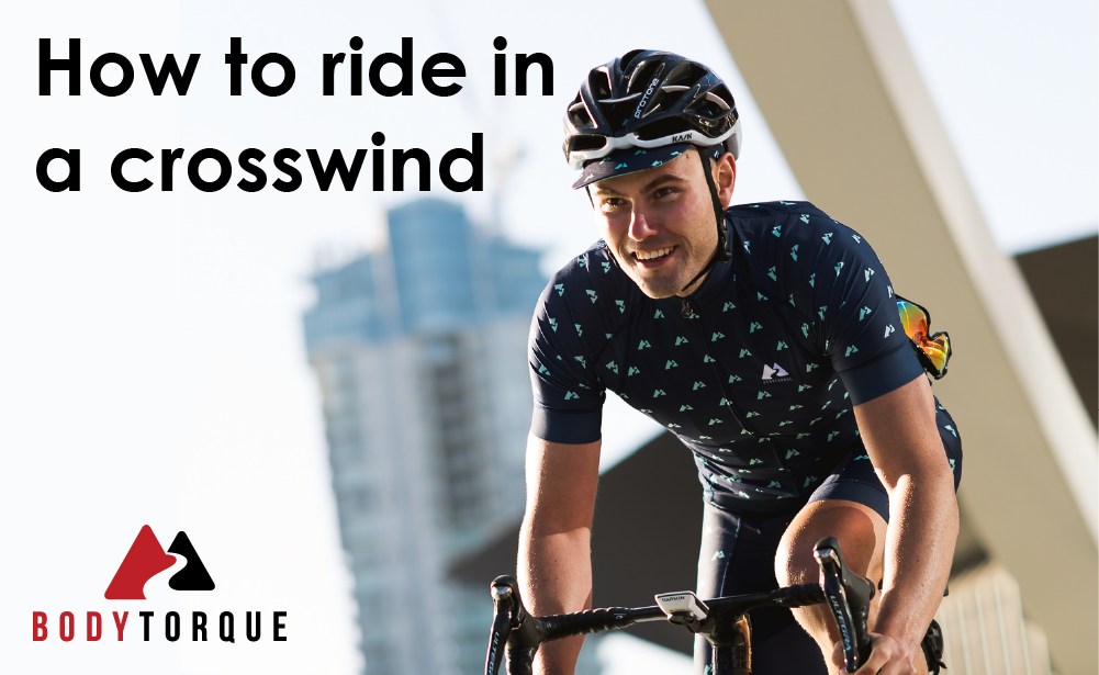 How to Ride in a Crosswind