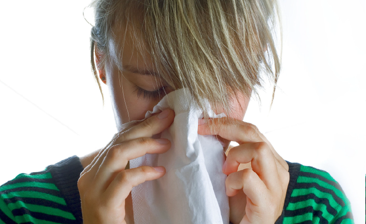 Reduce the effects of hay-fever this Spring