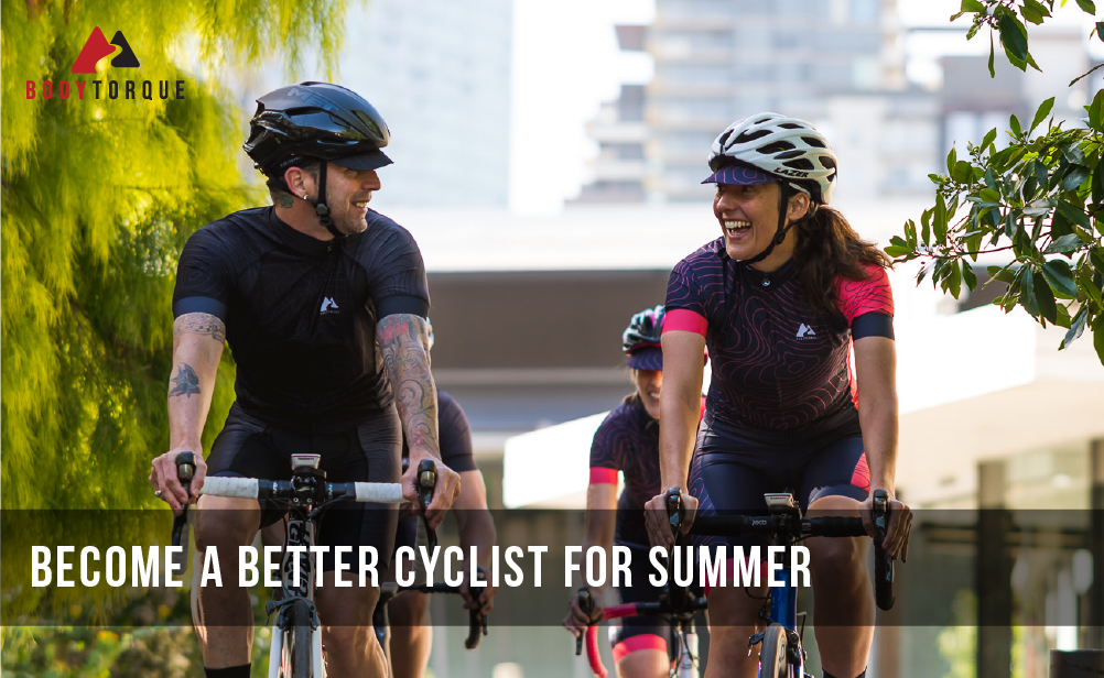 Become a better cyclist for summer