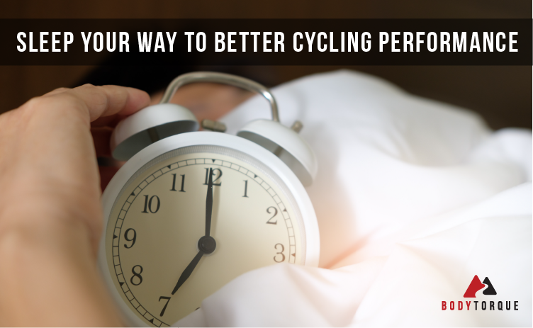 Sleep Your Way to Better Cycling Performance
