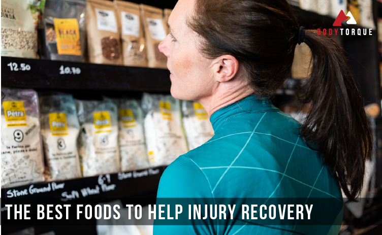 The best foods to help injury recovery