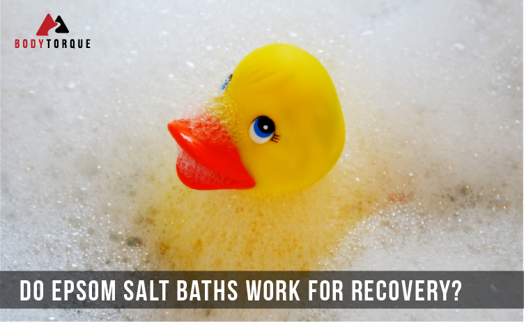 Do Epsom Salt Baths Work For Recovery?