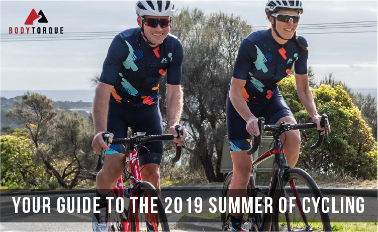Your Guide to the 2019 Summer of Cycling