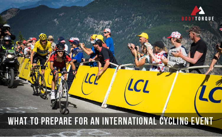What to Prepare for an International Cycling Event