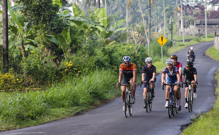 Bali Cycle Adventure - Itinerary
