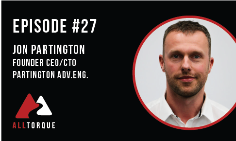 Episode 27 - Jon Partington