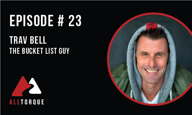 Episode 23 - Trav Bell