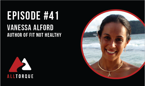 Episode 41 - Vanessa Alford