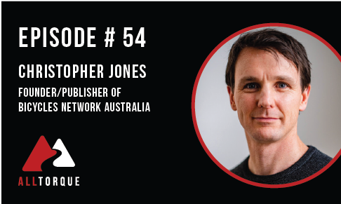 Episode 54 - Christopher Jones