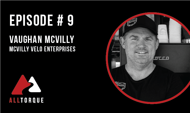 Episode 9 - Vaughan McVilly