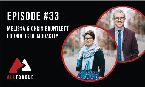 Episode 33 - Chris & Melissa Bruntlett