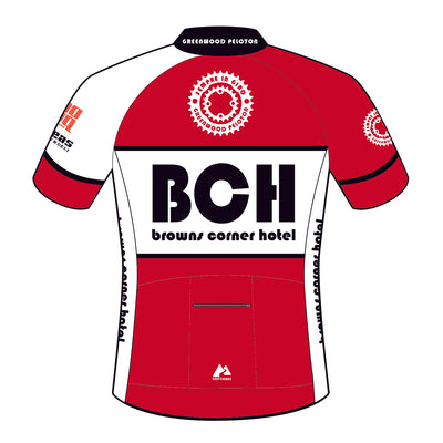 BROWNS CORNER HOTEL - CLASSIC Mens SS Jersey
