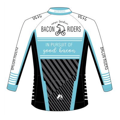 Bacon Riders - CLASSIC LS Winter Jersey