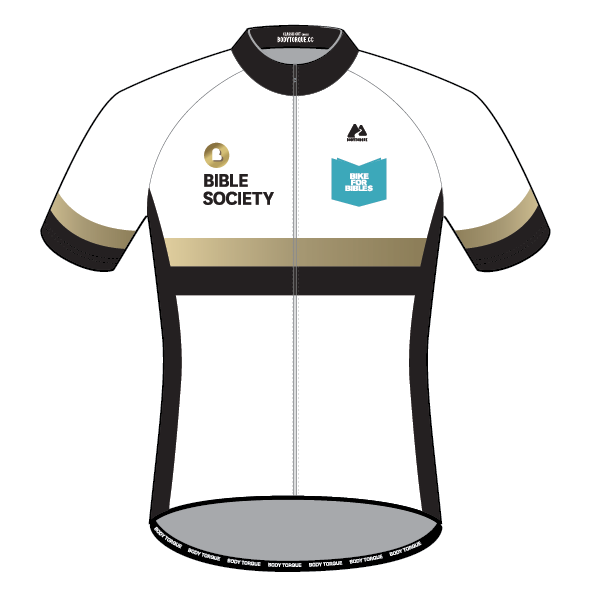 Bible Society - CLASSIC SS Jersey