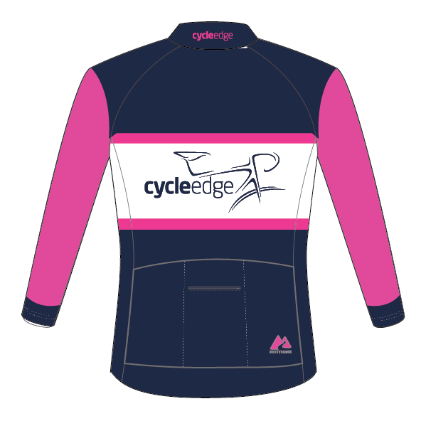 Cycle Edge - CLASSIC Italian LS Women's Jersey