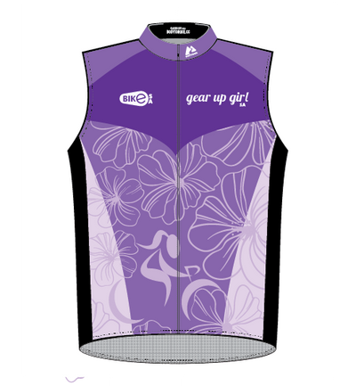 Gear Up Girl - CLASSIC Wind Vest