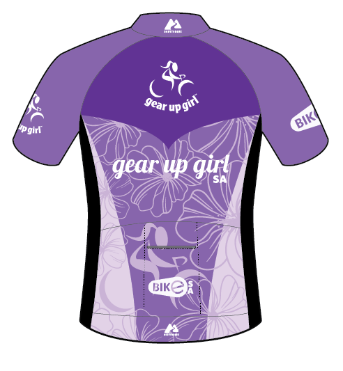 Gear Up Girl - CLASSIC SS Jersey