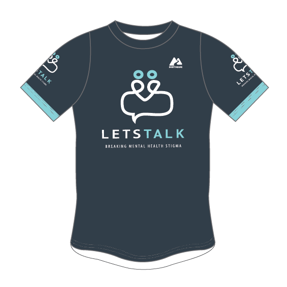 Let's Talk - Running T-Shirt