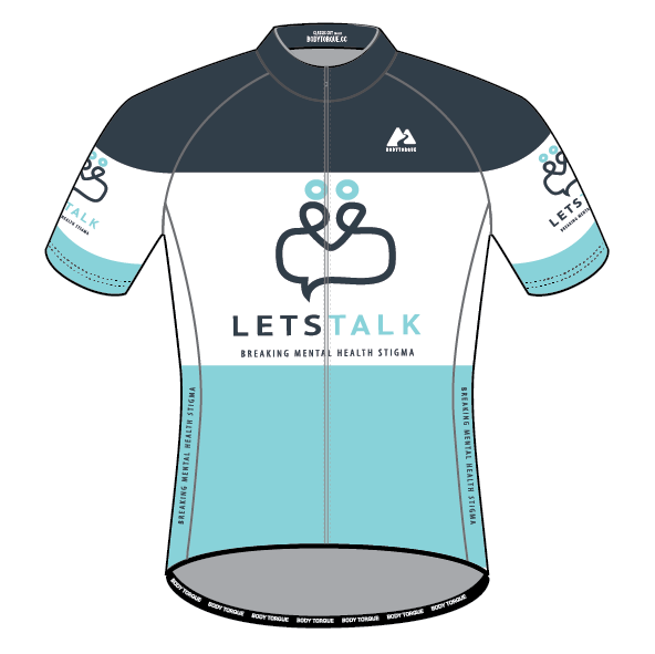 EVENT JERSEY - Let's Talk - CLASSIC SS Jersey