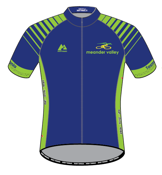 Meander Valley Masters - CLASSIC SS Jersey
