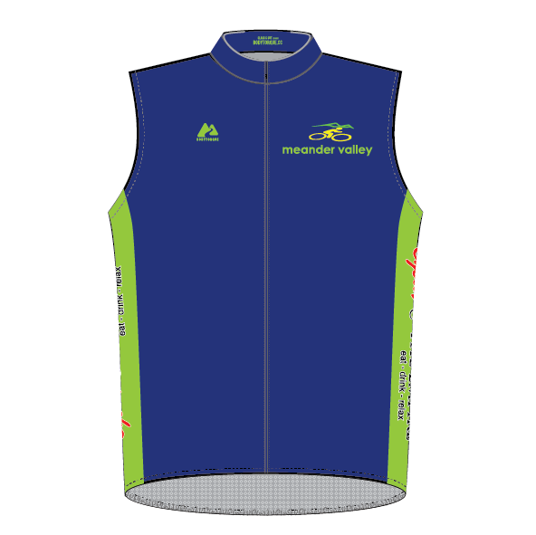 Meander Valley Masters - CLASSIC Wind Vest