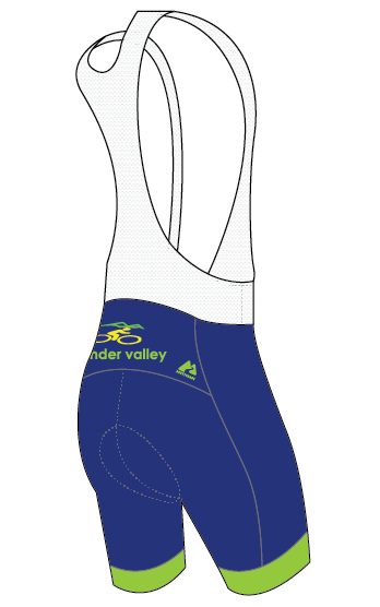 Meander Valley Masters - CLASSIC BIB KNICKS