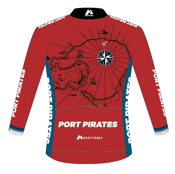 PORT PIRATES - CLASSIC LS Jersey